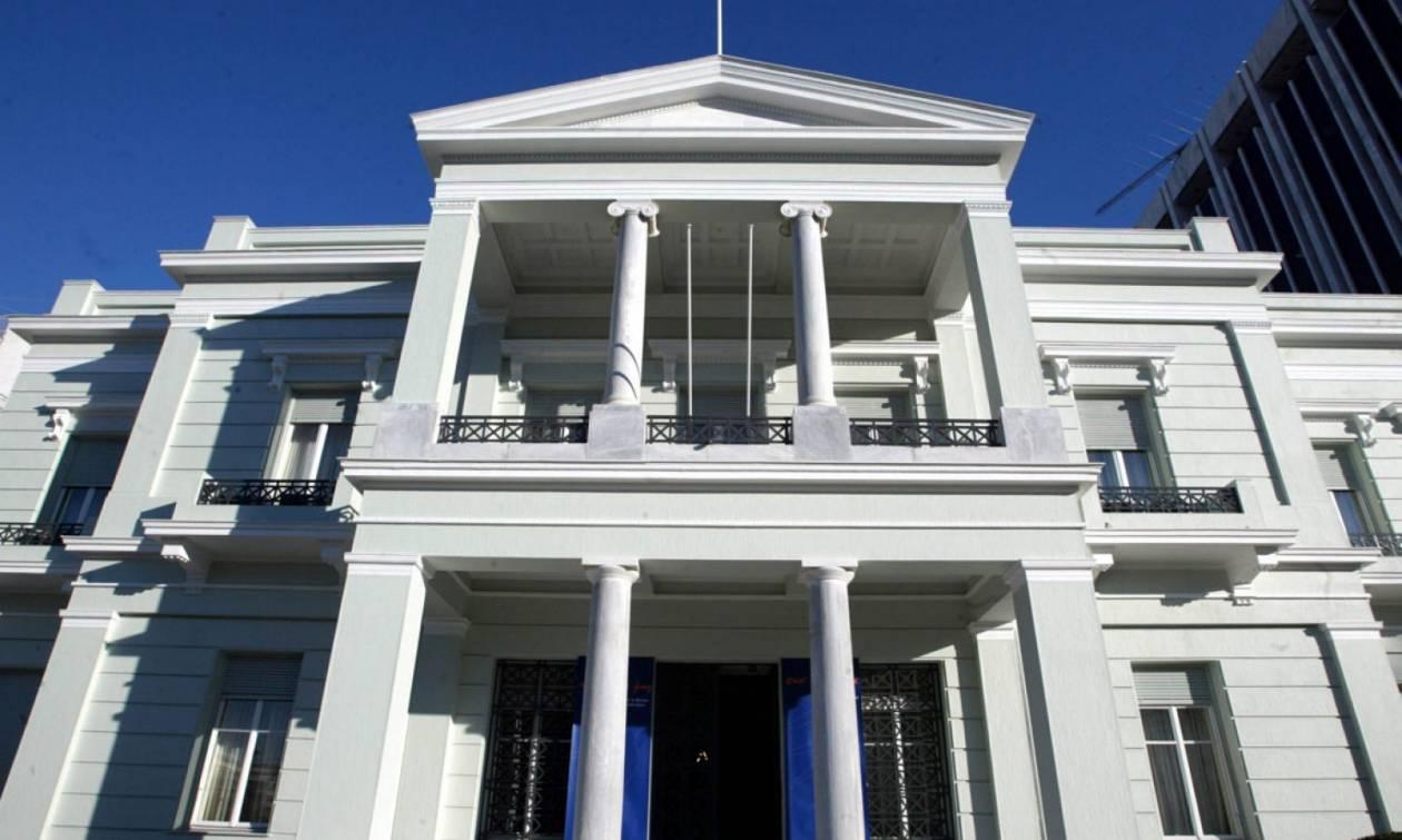 Εκκενώθηκε το υπουργείο Εξωτερικών - Συναγερμός για ύποπτο δέμα