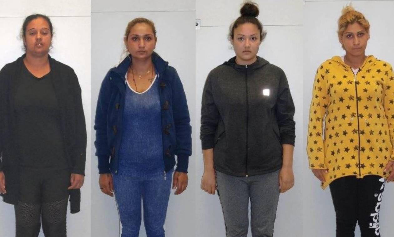 Αυτές είναι οι γυναίκες που «ξάφριζαν» σπίτια στη Γλυφάδα (pics)