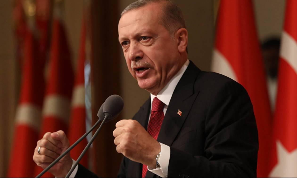Ερντογάν: Πείτε μας ποιος σκότωσε τον Κασόγκι ή δώστε μας τους υπόπτους να σας πούμε εμείς