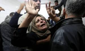 Χωρίς τέλος η αιματοχυσία στη Γάζα: Πέντε ακόμη Παλαιστίνιοι νεκροί