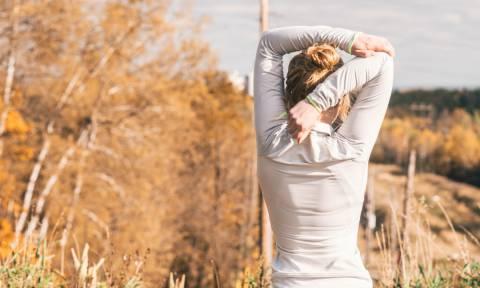 Αυτές οι ασκήσεις είναι ό,τι πιο ευφάνταστο μπορείς να κάνεις αυτό το weekend