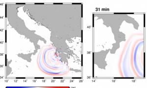 Σεισμός Ζάκυνθος: Το βίντεο με το τσουνάμι και η ανάλυση του Σάκη Αρναούτογλου (video)