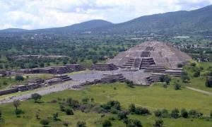 Το... σκοτεινό μυστικό της πυραμίδας της Σελήνης στο Μεξικό!