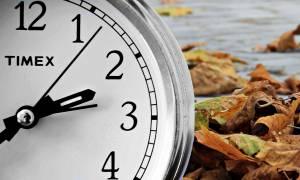 Αλλαγή ώρας 2018: Θα μείνει τελικά μόνιμα η θερινή ώρα;