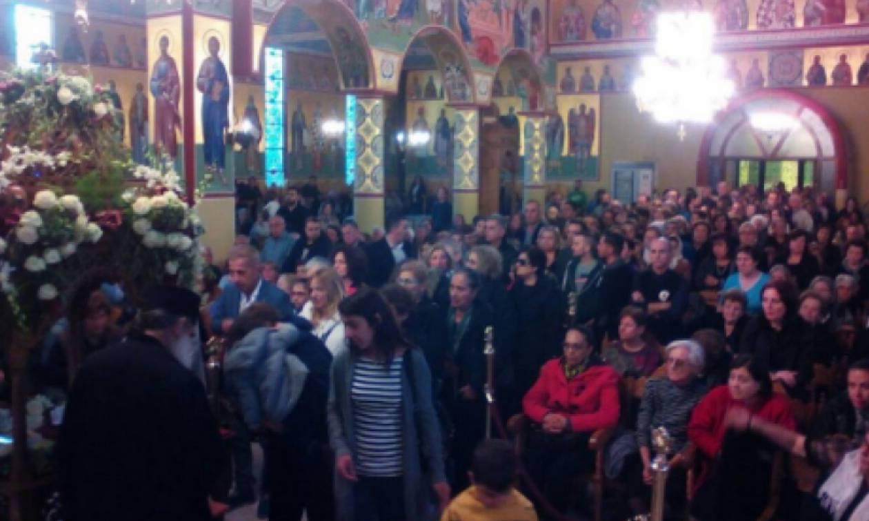 Ο λαός της Μακεδονίας τιμά την Παναγία
