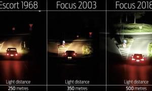 Η σύγχρονη τεχνολογία φωτισμού αυξάνει σημαντικά την ασφάλεια τη νύχτα
