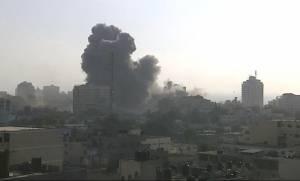 Τρεις νεαροί Παλαιστίνιοι νεκροί σε επιδρομή της ισραηλινής πολεμικής αεροπορίας στη Γάζα