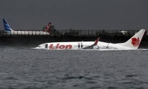Ινδονησία: Συνετρίβη στη θάλασσα αεροσκάφος με 189 επιβαίνοντες (pics+vids)