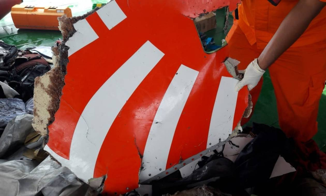 Πτώση αεροσκάφους Lion Air: Το αεροπλάνο είχε περάσει τους τεχνικούς ελέγχους