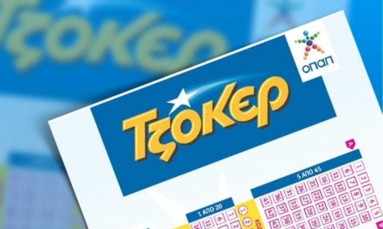 10 εκατ. ευρώ απόψε στο ΜΕGΑΤΖΑΚΠΟΤ του ΤΖΟΚΕΡ
