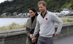 Η Meghan Markle έβγαλε την πιο γλυκιά και χαριτωμένη φωτογραφία του πρίγκιπα Harry