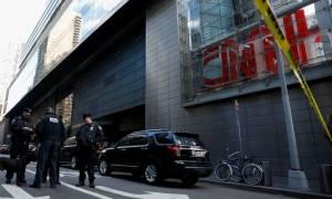 ΗΠΑ: Νέο τρομο-δέμα με παραλήπτη το CNN