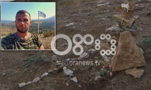 Αλβανικά ΜΜΕ: Ελληνική σημαία στον τόπο που σκοτώθηκε ο Κατσίφας (pics&vid)