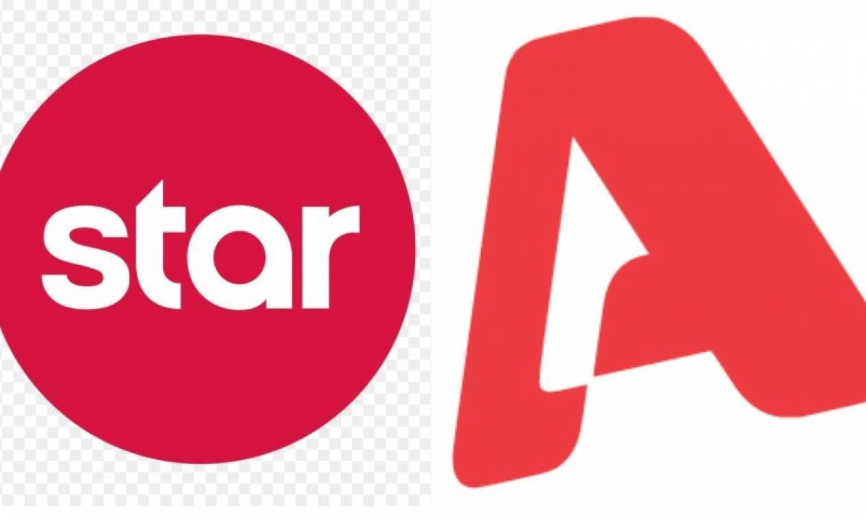 Ραγδαίες εξελίξεις στο τηλεοπτικό τοπίο: ALPHA και STAR γίνονται «ένα»