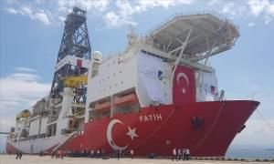 Προκαλεί ο Τούρκος υπουργός Ενέργειας: Θα απαντήσουμε, εάν παρενοχληθεί ο «Πορθητής» (vid)
