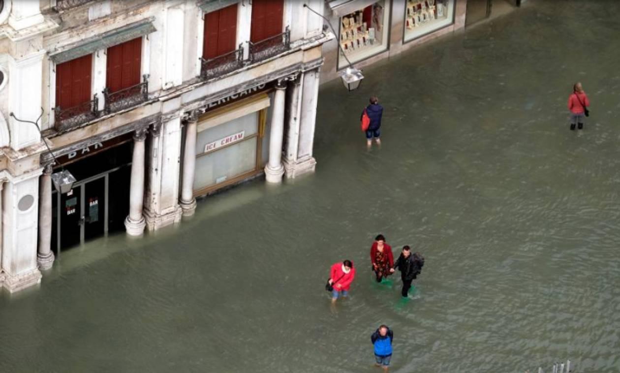 Σοκ στον κόσμο της τέχνης: Βρήκαν πανάκριβους πίνακες του Μιρό βυθισμένους στα νερά της Βενετίας