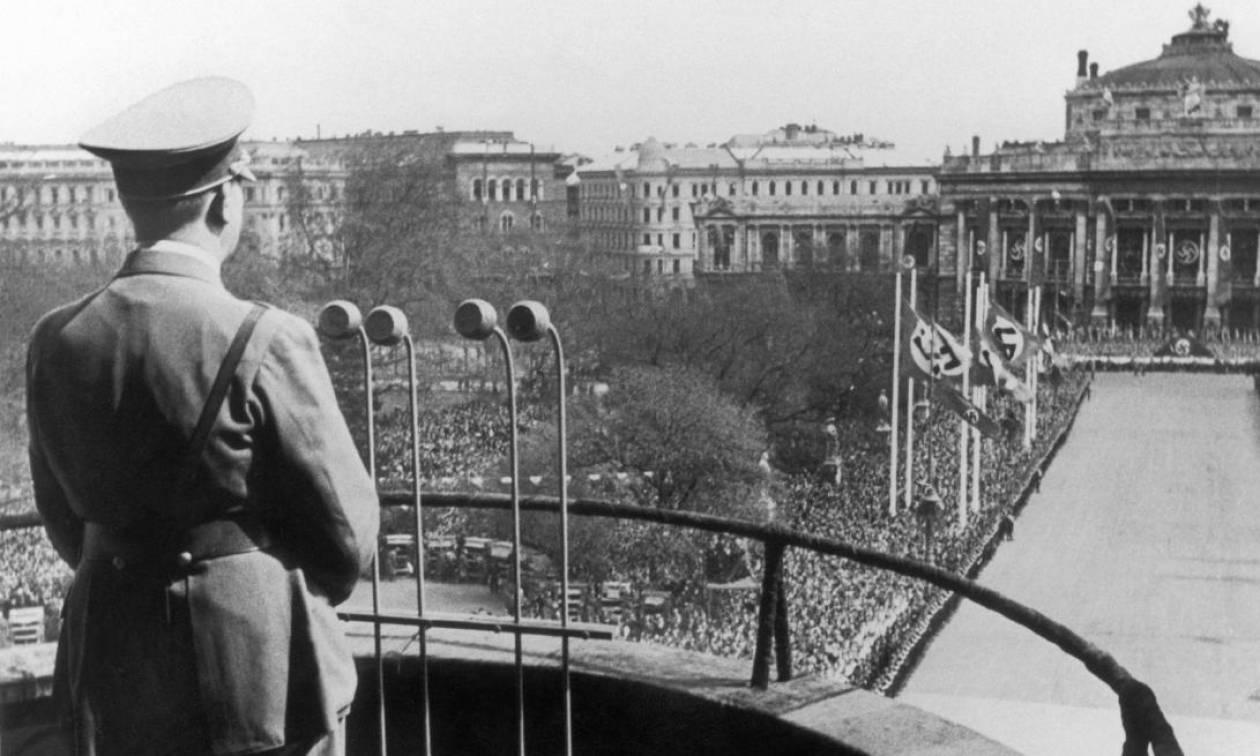 Δεν αντέχουν να το βλέπουν: Γκρεμίζεται έπειτα από 80 χρόνια «το μπαλκόνι του Χίτλερ»; (Pics+Vid)