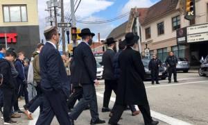 To Πίτσμπεργκ «αποχαιρετά» τους νεκρούς από το μακελειό στη συναγωγή