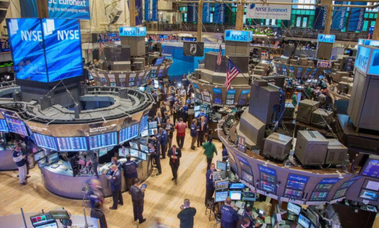 Ισχυρή ανοδική αντίδραση στη Wall Street - Άλμα 431 μονάδων ο Dow Jones