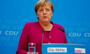 Γερμανία: Η Μέρκελ δεν πιστεύει ότι η αποχώρησή της από την ηγεσία του CDU θα την «αποδυναμώσει»