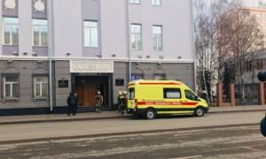 Έκρηξη στο κτήριο της ρωσικής Ομοσπονδιακής Υπηρεσίας Ασφαλείας: Νεκρός ο δράστης