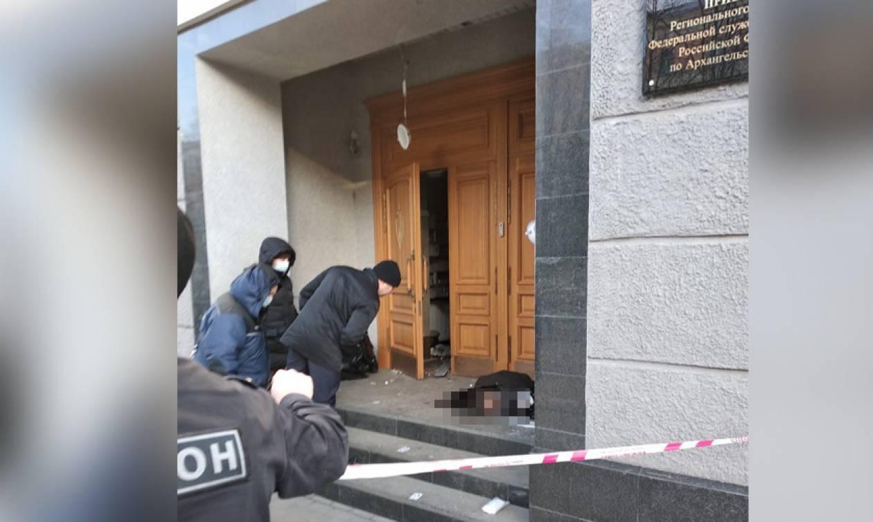 Ρωσία: Μυστήριο με τον 17χρονο που σκοτώθηκε ακαριαία από τη βόμβα που μετέφερε (Vids)