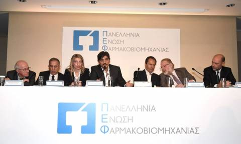 Ομοβροντία κατά της κυβερνητικής πολιτικής στο φάρμακο από την ελληνική φαρμακοβιομηχανία