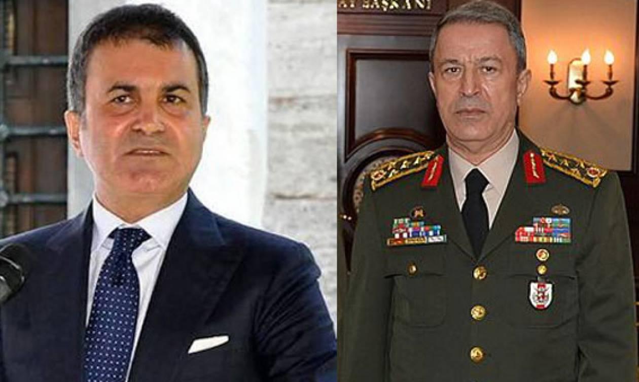 Απειλούν με πόλεμο Ελλάδα - Κύπρο οι Τούρκοι: Θα απαντήσουμε αν «κουνηθείτε» στην ανατολική Μεσόγειο