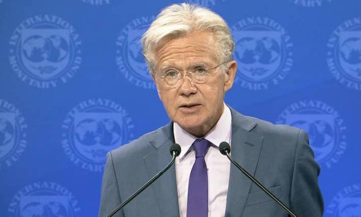 Επιμένει το ΔΝΤ: Κόψτε τις συντάξεις για να βρείτε χώρο για άλλες ελαφρύνσεις