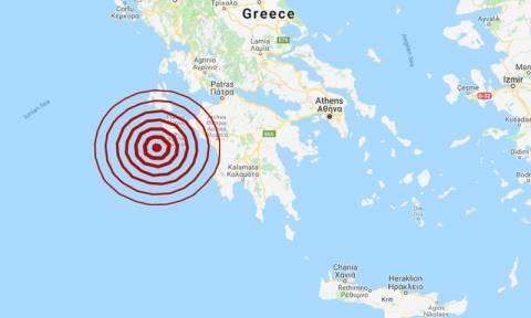 Σεισμός: Νέος μετασεισμός στη Ζάκυνθο - Αισθητός στην Αθήνα (pics)