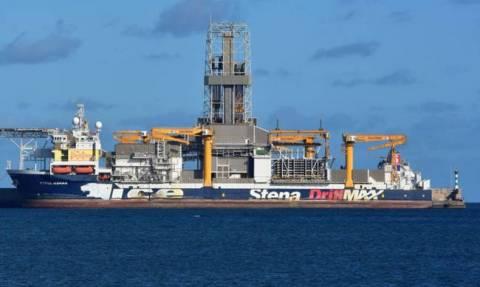 Αυτό είναι το γεωτρύπανο της ΕΧΧΟΝ που θα τρυπήσει στο οικόπεδο 10 της Κυπριακής ΑΟΖ