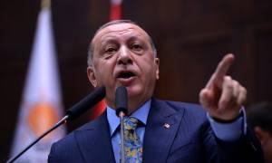 Ερντογάν: Δεν θα αφήσουμε κανέναν να εκμεταλλευτεί τα συμφέροντά μας στην ανατολική Μεσόγειο