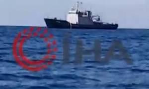 Τουρκικά ΜΜΕ: Ελληνικό πλοίο παραβίασε τα τουρκικά χωρικά ύδατα