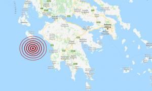 Σεισμός: Νέος μετασεισμός κοντά στη Ζάκυνθο (pics)