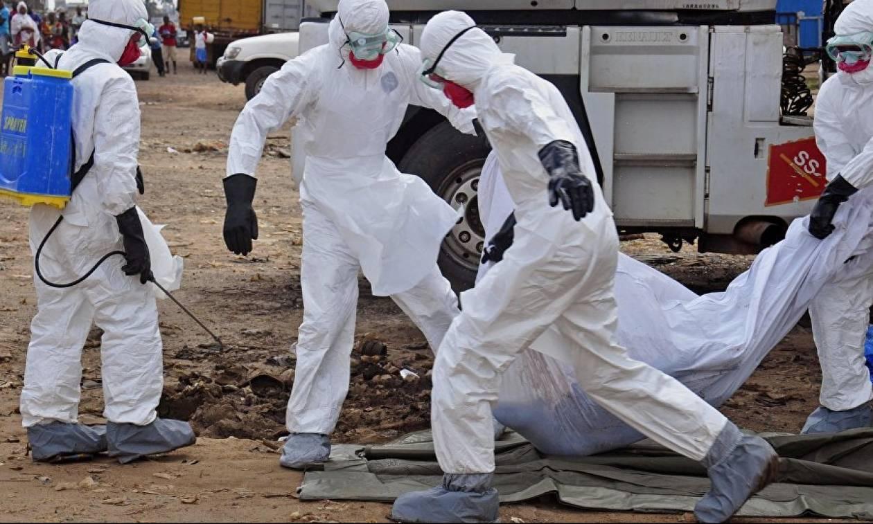«Θερίζει» ο Έμπολα τη ΛΔ του Κονγκό: Τους 186 έφτασαν οι νεκροί
