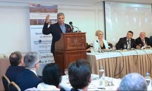 Βραβεύθηκε ο Γιώργος Πατούλης για την προσφορά του στον τουρισμό υγείας της Ελλάδας