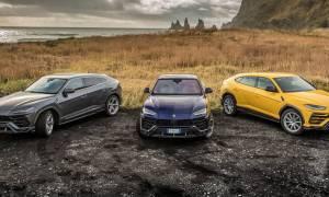 Πόσο γρήγορα πιάνει η Lamborghini Urus τα 100 χλμ/ώρα από στάση;