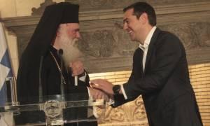 Στην Ιεραρχία η «συμφωνία» του Ιερώνυμου με τον Τσίπρα - Στα «κάγκελα» οι κληρικοί