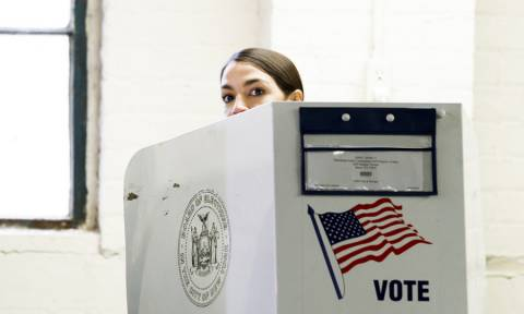 Ενδιάμεσες εκλογές ΗΠΑ: Ενισχυμένη η ελληνική παρουσία στο Κογκρέσο