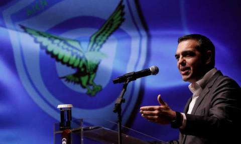PM Tsipras at Hellenic Air Force event: Gov't to pay back due revenues retroactively