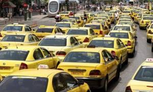 Στάση εργασίας: ΠΡΟΣΟΧΗ! Χωρίς ταξί όλη η χώρα σήμερα για 12 ώρες