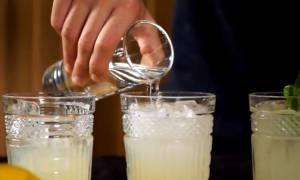 Η συνταγή της ημέρας: Σπιτική Λεμονάδα