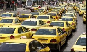 В греческой столице бастуют водители такси