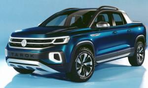 Αυτοκίνητο: Τώρα με το νέο VW Tarok και τα αγροτικά αποκτούν χαρακτήρα lifestyle