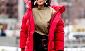Τα puffer jackets είναι το πιο cozy πανωφόρι του χειμώνα και θα το λατρέψεις