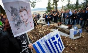 Ράγισαν καρδιές στους Βουλιαράτες: Στη γη που αγάπησε αναπαύεται ο Κωνσταντίνος Κατσίφας