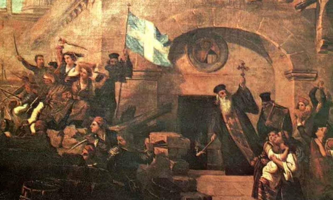 Σαν σήμερα το 1886 το Ολοκαύτωμα της Μονής Αρκαδίου