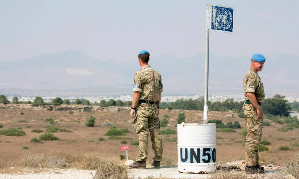 Αυτή είναι η νέα διοικητής στην Ειρηνευτική Δύναμη του ΟΗΕ στην Κύπρο (pic)