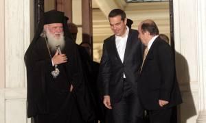 Κληρικοί Ελλάδας: Oυδείς ζήτησε να μας ακούσει για το διαχωρισμό Κράτους - Εκκλησίας (pics+vid)