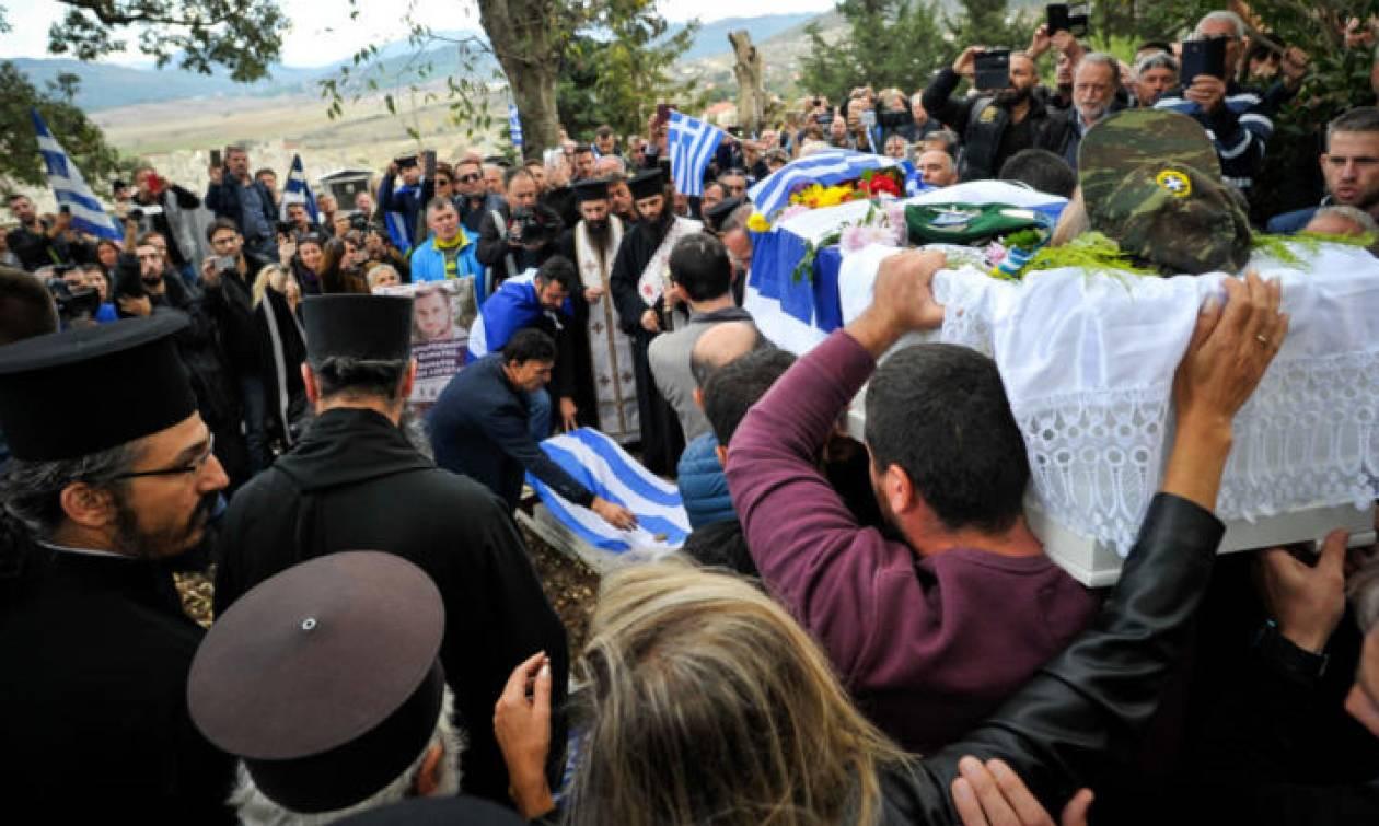 Αλβανία: Ανεπιθύμητοι 52 Έλληνες εξτρεμιστές που βρέθηκαν στην κηδεία του Κωνταντίνου Κατσίφα